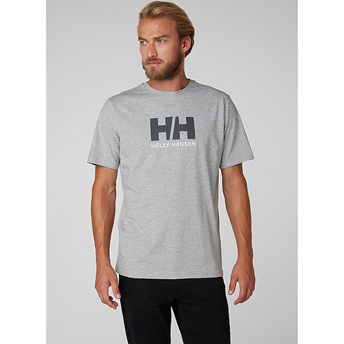 HELLY HANSEN - T-shirt GREY MELANGE