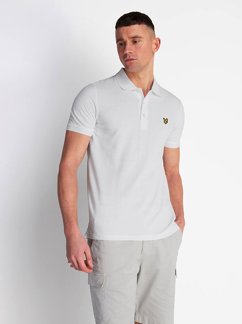 LYLE & SCOTT - Polo White