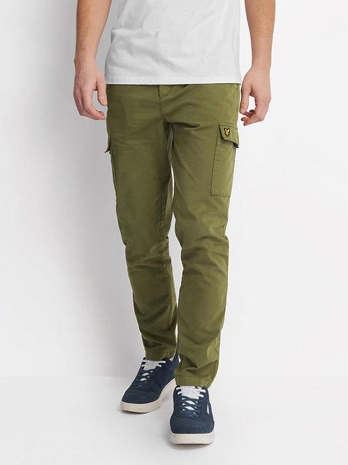 LYLE & SCOTT - Cargo Pants Green