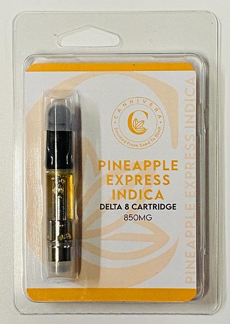 Delta 8 Vape Cartridge - Pineapple Express