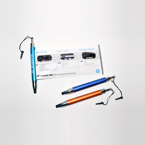 Trifecta Plus - Stylus, Pen, Banner