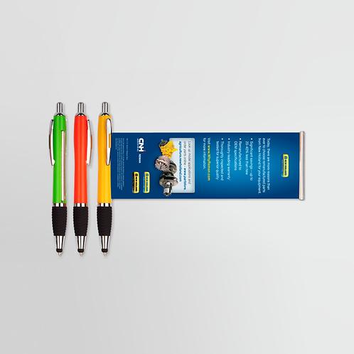 Olympian Scroll Pen Stylus