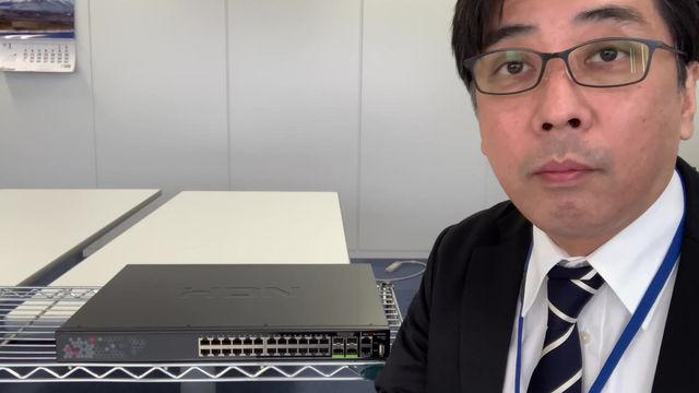 セキュリティHUB SubGate SG2428G-PoE ポート数 電源供給について