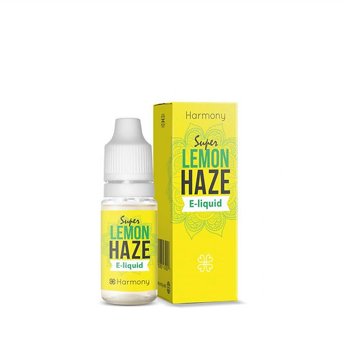 E-LIQUID SUPER LEMON HAZE 100mg 10ml