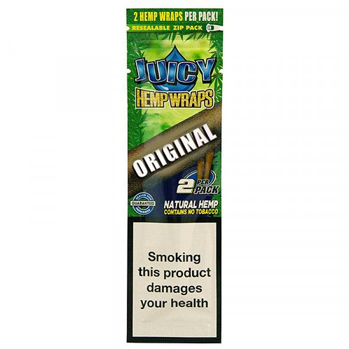 JUICY ORIGINAL HEMP BLUNT 2pz