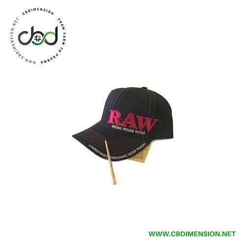 RAW CAP CON PRESSINO IN LEGNO