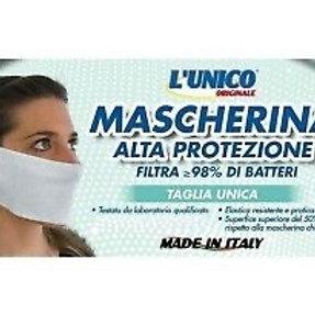 MASCHERINA 14pz ANTIBATTERICA