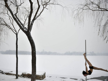 Pole Dancing In The Cold Season