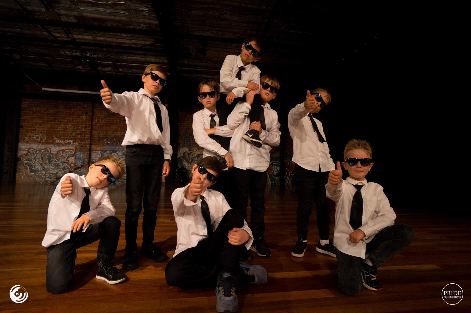 All Boys Hip Hop classes