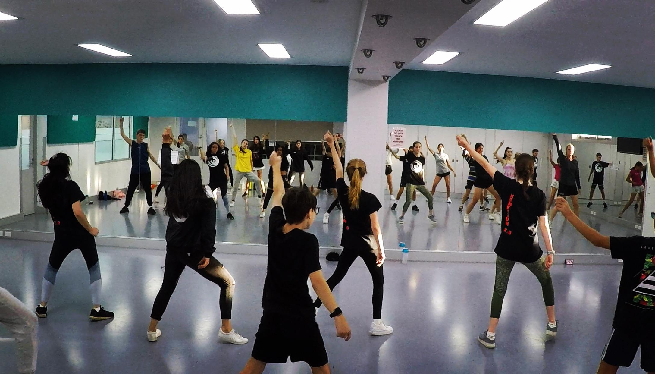 Senior dance classes beginner hip hop