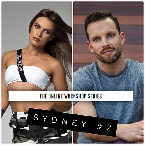 THE ONLINE WORKSHOP - SYDNEY RELEASE #2