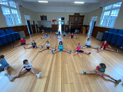 stretch gymnastic dance class momentum classes