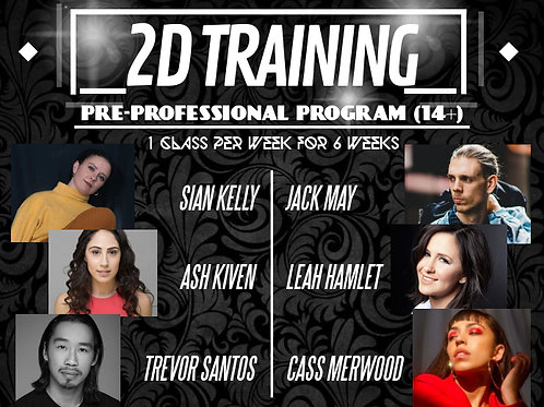 """2D TRAINING"" - 6 Week Program"