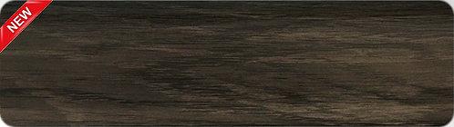 Напольный плинтус ПВХ Дуб Черненый (58мм)
