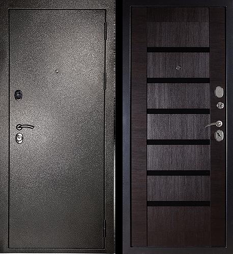 Металлическая сейф дверь Сударь 05 Венге