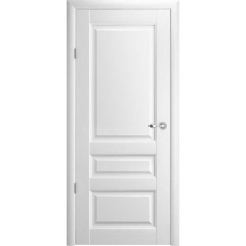 Межкомнатная дверь Vinyl Эрмитаж -2 ДГ белый