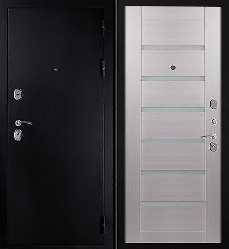 Металлическая сейф дверь Сударь 05 Лиственница белая