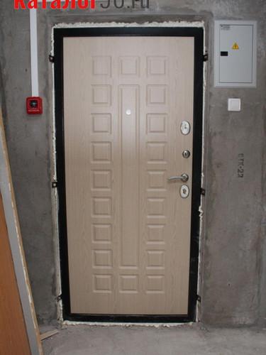 Вхожная дверь фото наших работ 16.j