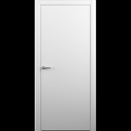 Межкомнатная дверь Vinyl Моно ДГ белый