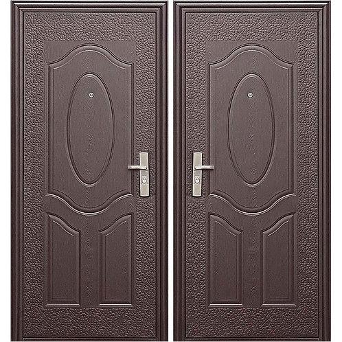 Металлическая сейф дверь Е40