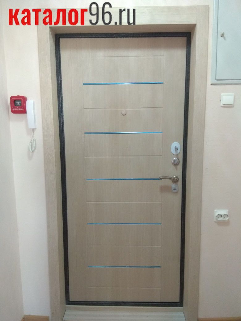 Входные двери фото наших работ 28