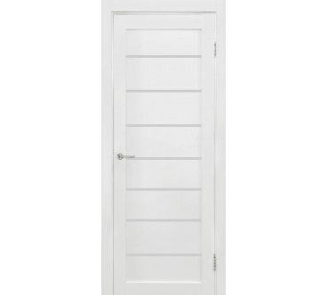 Межкомнатная дверь Линия матовое стекло