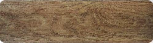 Напольный плинтус ПВХ Дуб Робеалис (58мм)