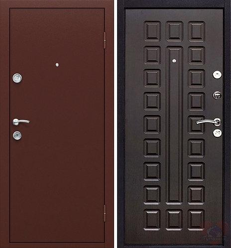 Металлическая сейф дверь Сударь 509 Венге