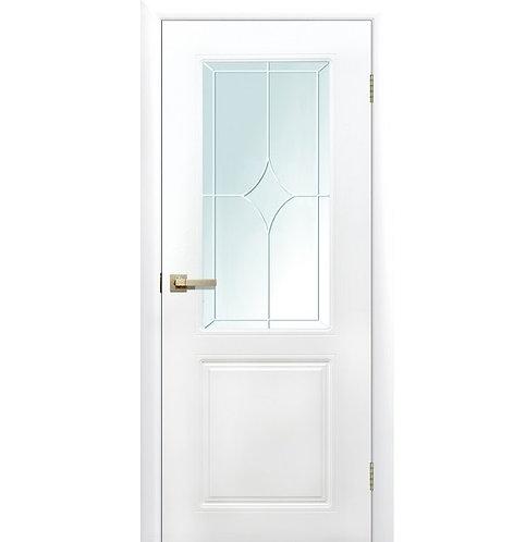 Межкомнатная дверь Квартет ДО