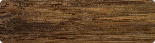 Напольный плинтус ПВХ Дуб Тобако (58мм)