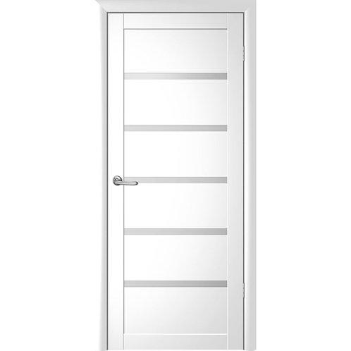 Межкомнатная дверь Vinyl ВЕНА ДО белый