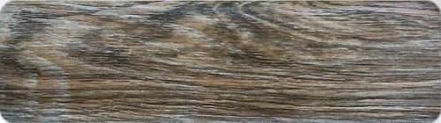 Напольный плинтус ПВХ Дуб Сальса (58мм)