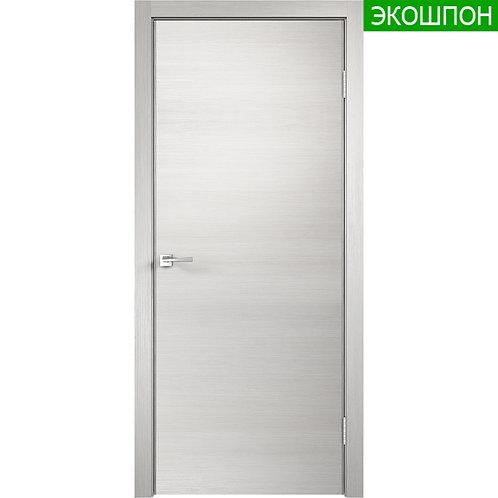 Межкомнатная дверь Модель TECHNO ГЛУХОЕ Экошпон
