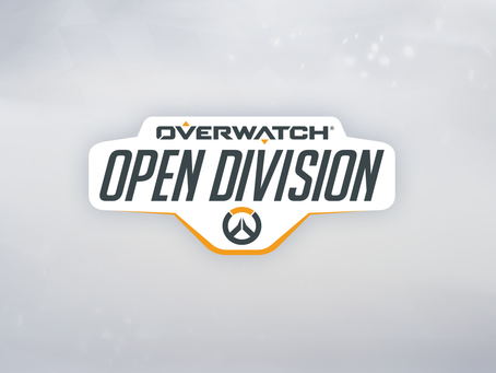 Overwatch anuncia a Open Division Practice Season