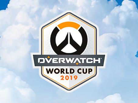 Equipe para a Copa do Mundo de Overwatch 2019 é decidida!