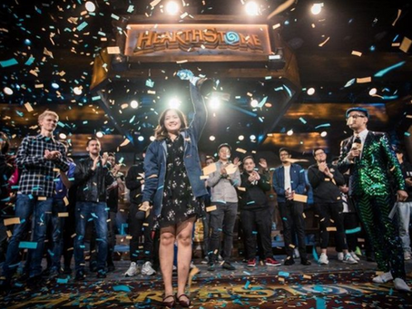 Liooon é a primeira mulher campeã da Hearthstone Grandmasters 2019!
