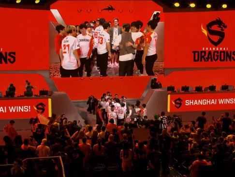 A Shanghai Dragons vence o estágio 3 da Overwatch League 2019!