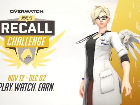 Participe do desafio Chamado da Mercy e ganhe itens in-game!
