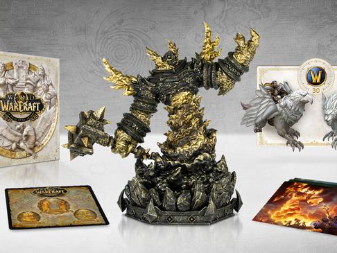 Celebre o 15º aniversário de World of Warcraft!