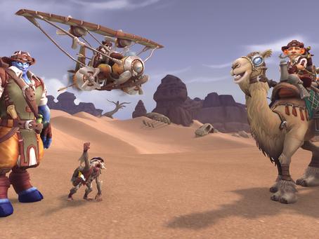 O Recrute um Amigo está de volta em World of Warcraft