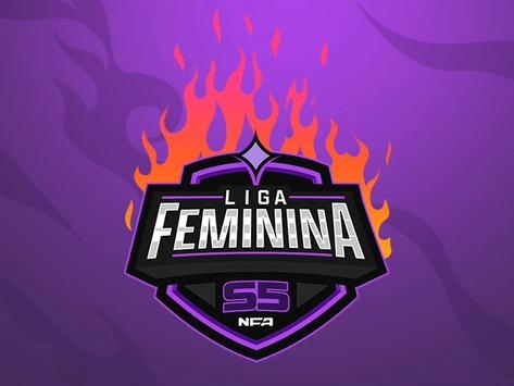 Vem ver os resultados do 2º dia da Liga NFA Feminina!