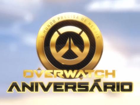 O aniversário de Overwatch está chegando!