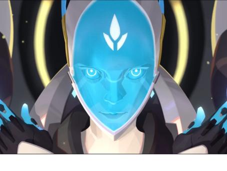 Echo é a nova personagem de Overwatch!