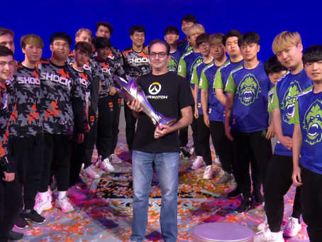 Vancouver Titans e San Francisco Shock se enfrentam na final da Overwatch League 2019