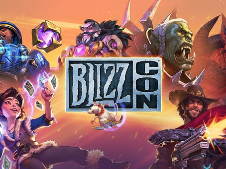 Resumo da BlizzCon 2018!