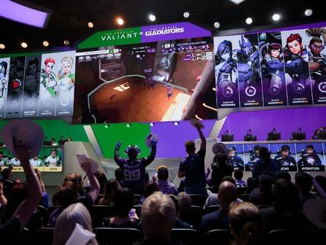 ESPN, Disney e ABC irão transmitir a Overwatch League!
