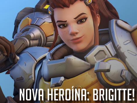 Nova heroína: Brigitte!
