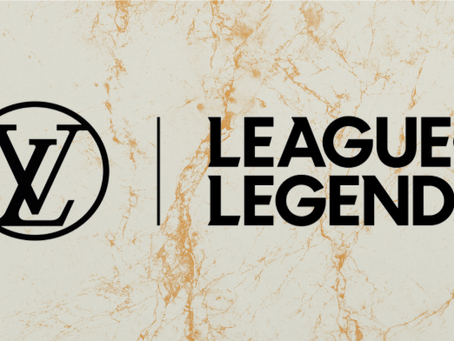 Louis Vuitton anuncia parceria com League of Legends