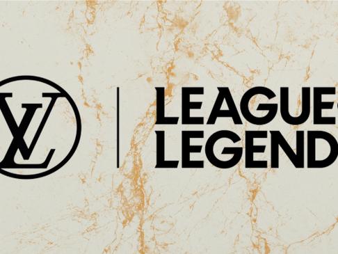 Louis Vuitton anuncia parceria com League of Legends