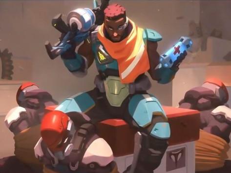 Novo Herói em Overwatch: Baptiste!